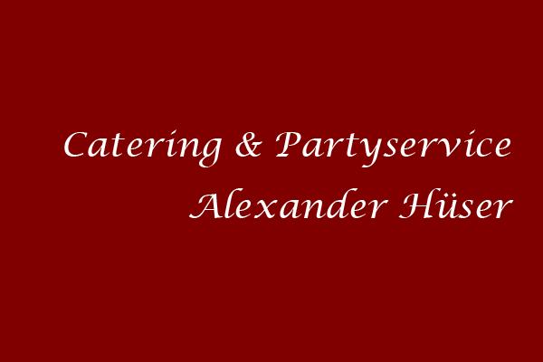 Catering Service Alexander Hüser
