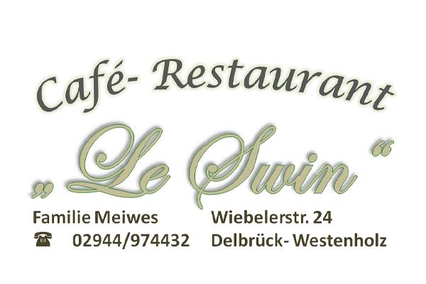 "Café-Restaurant ""Le Swin"""