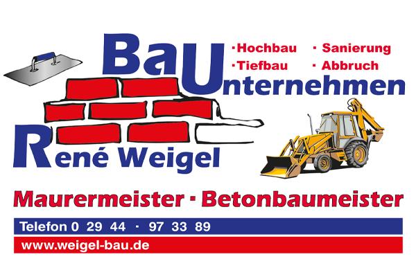 Bauunternehmen René Weigel