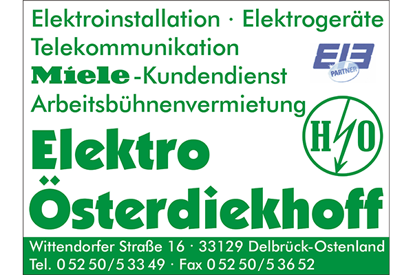 Elektro Österdiekhoff GmbH