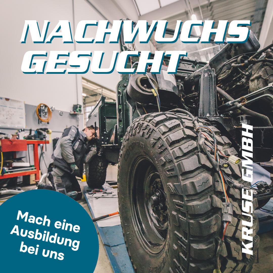 Ausbildungsplatz Kfz.-Mechatroniker (m/w/d)