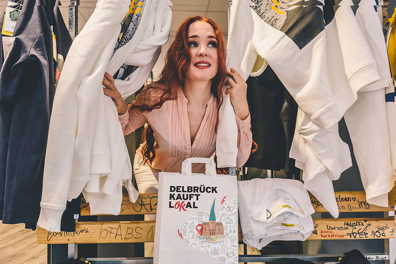 Delbrücker Einzelhändler öffnen wieder! Einkaufen ohne Termin möglich!