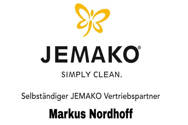 selbständiger JEMAKO Vertriebspartner M. Nordhoff