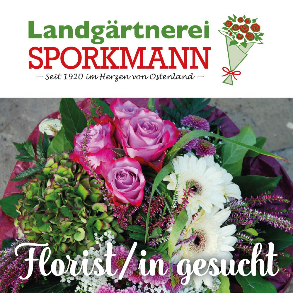 Florist/in gesucht