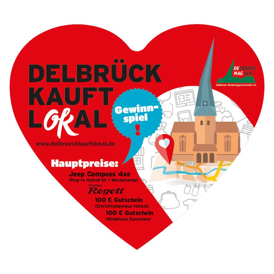 Teilnahmebedingungen Gewinnspiel Delbrücker Abendshopping