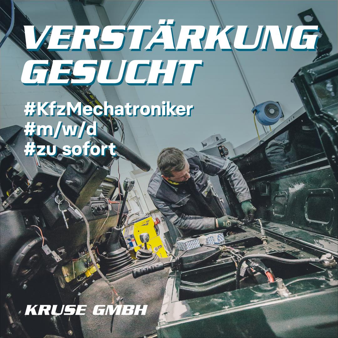Kfz.-Mechatroniker (m/w/d)